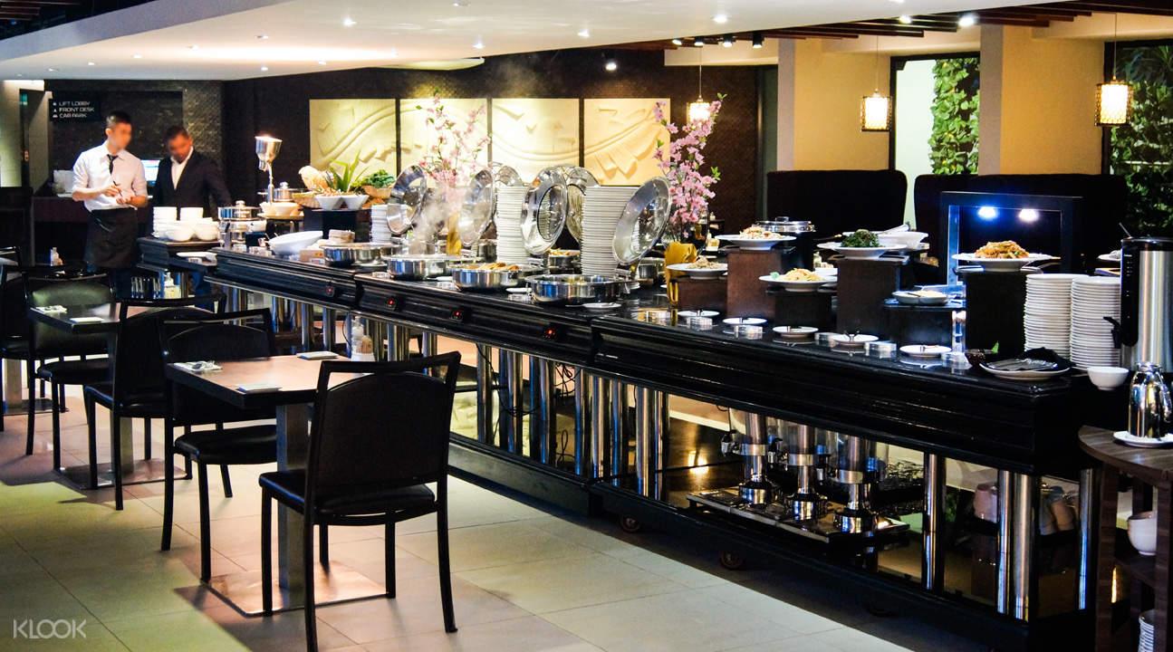 港湾Rumah Rasa餐厅内部