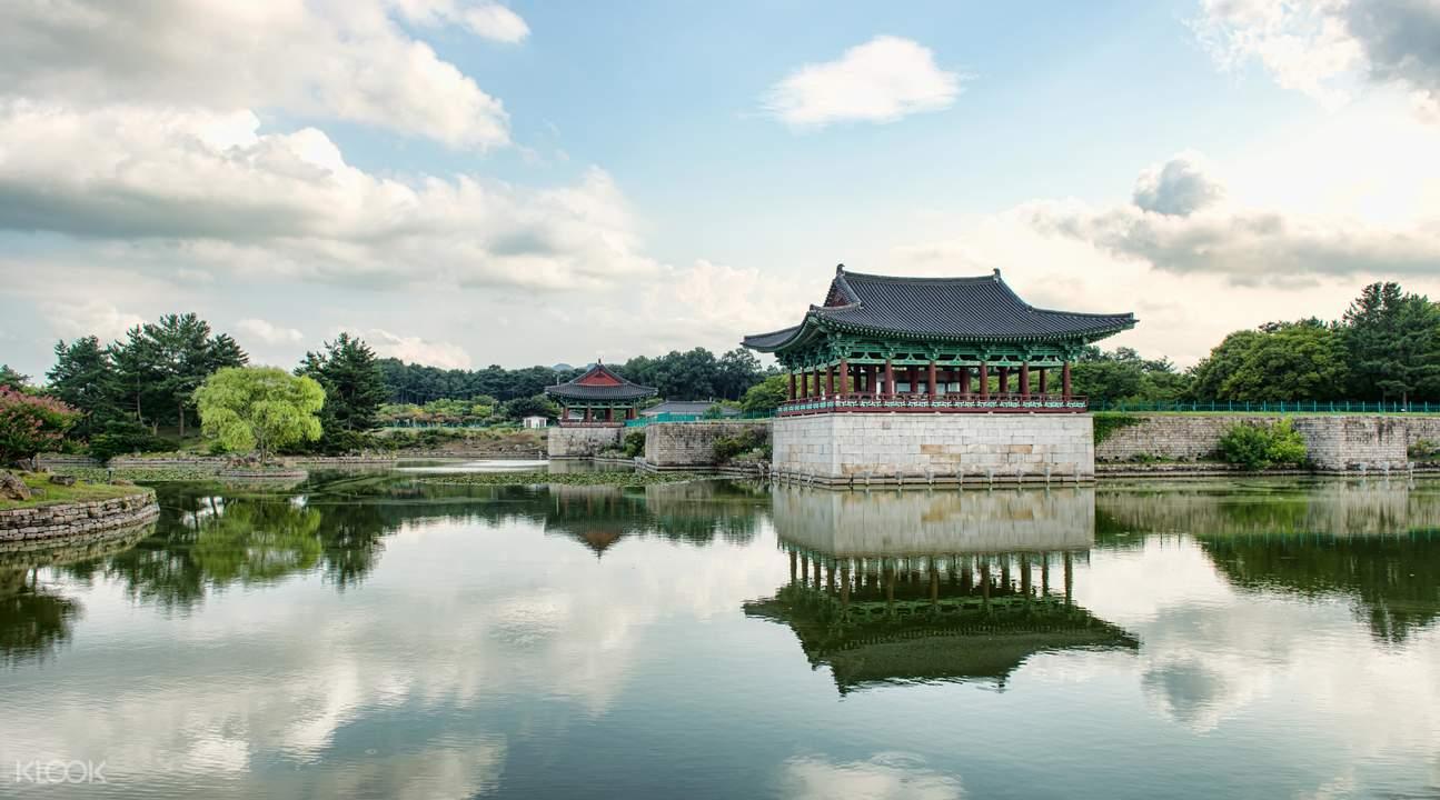 庆州雁鸭池