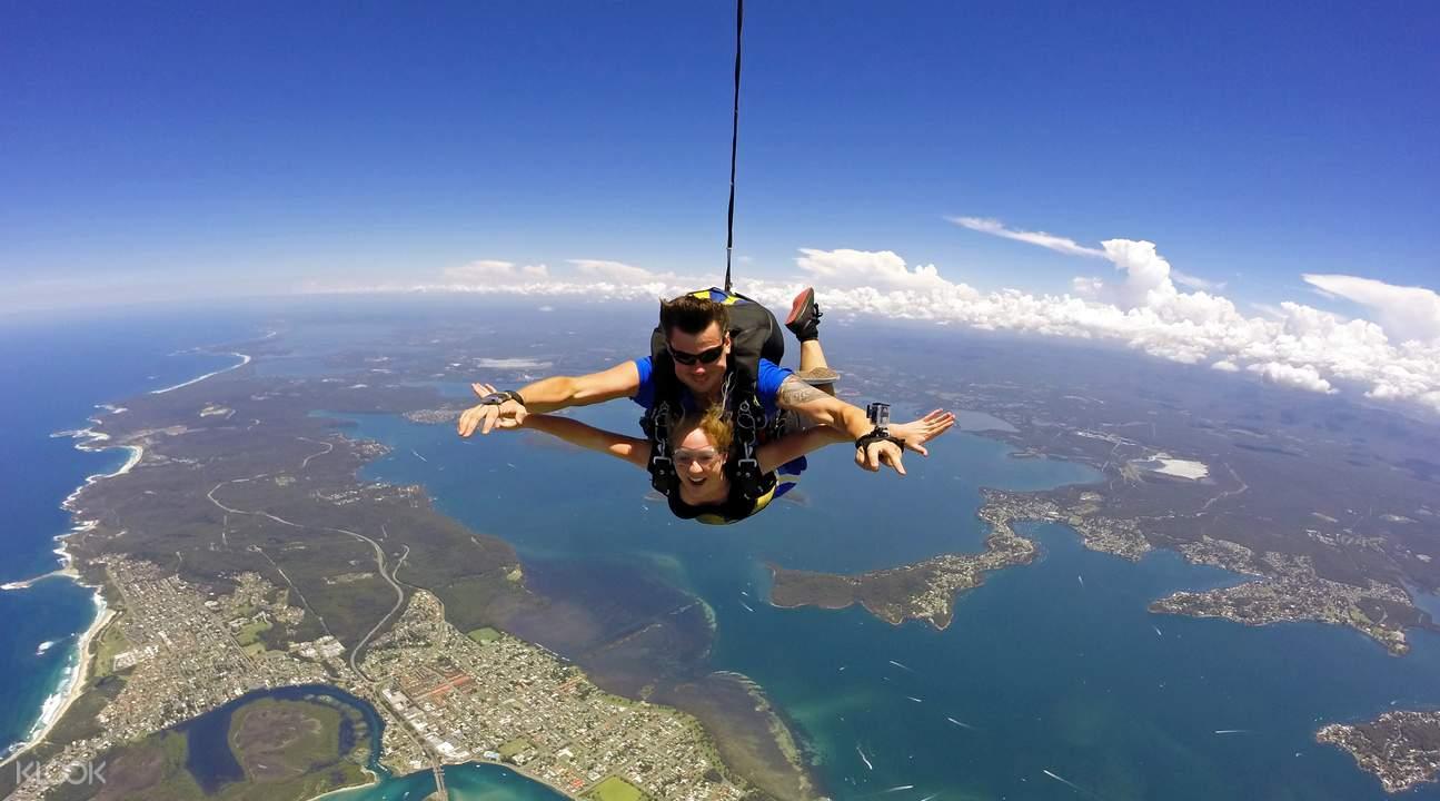 Skydive Newcastle Winter 19
