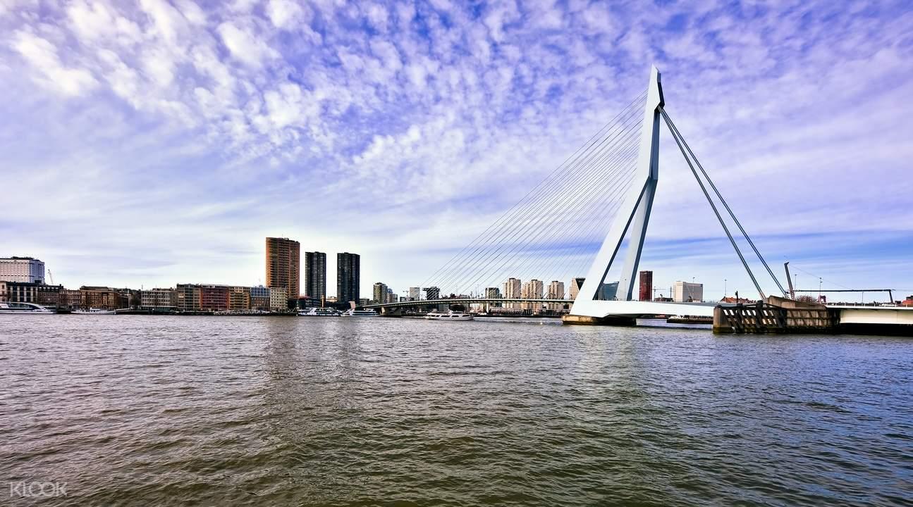 鹿特丹城市风光