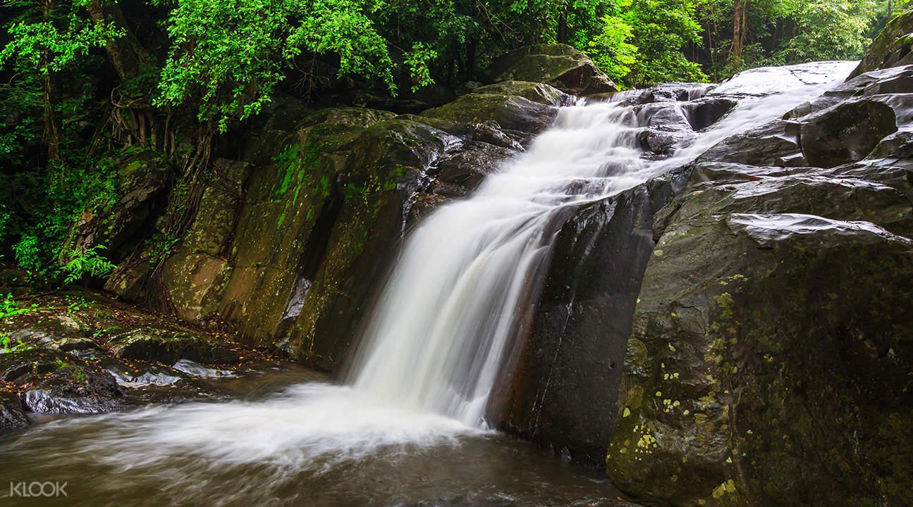 pa la u waterfall hua hin