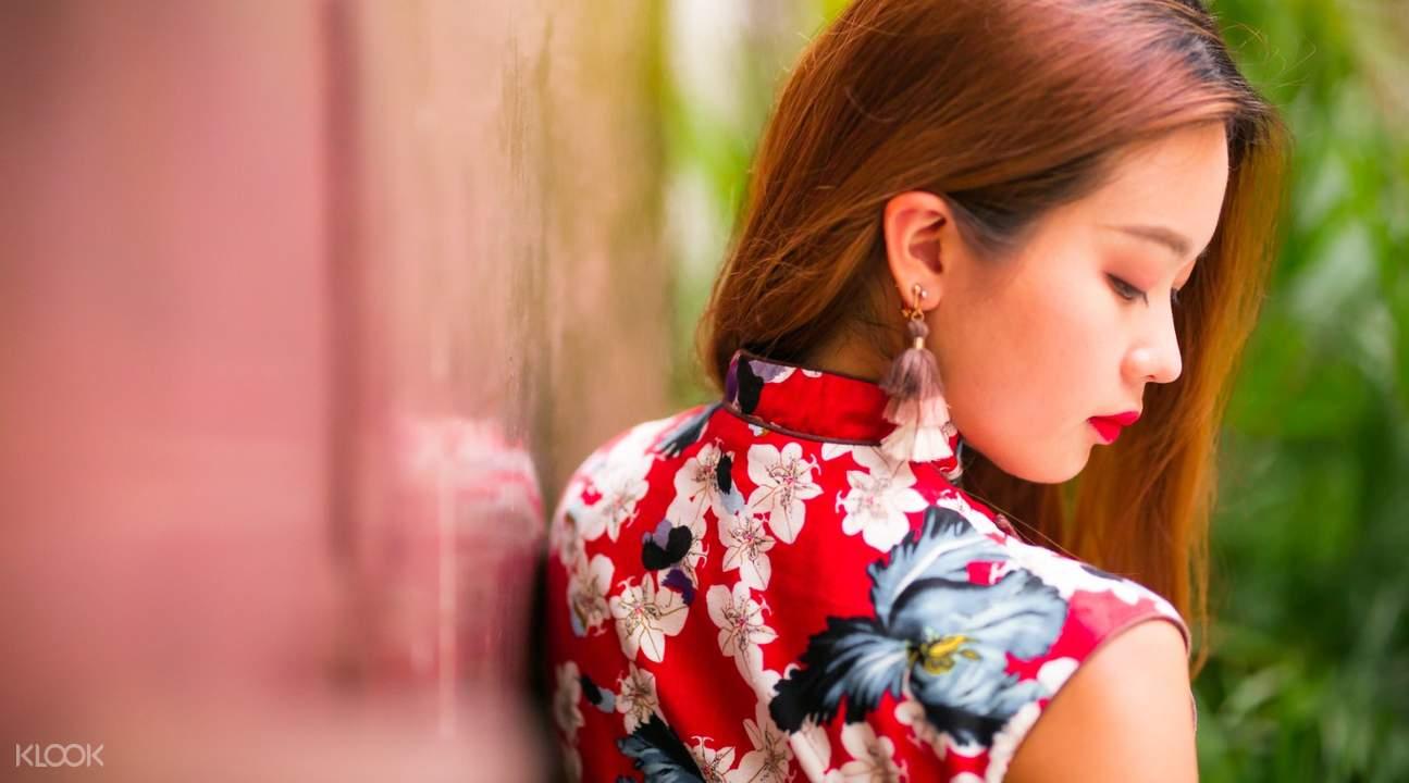 香港旗袍租借