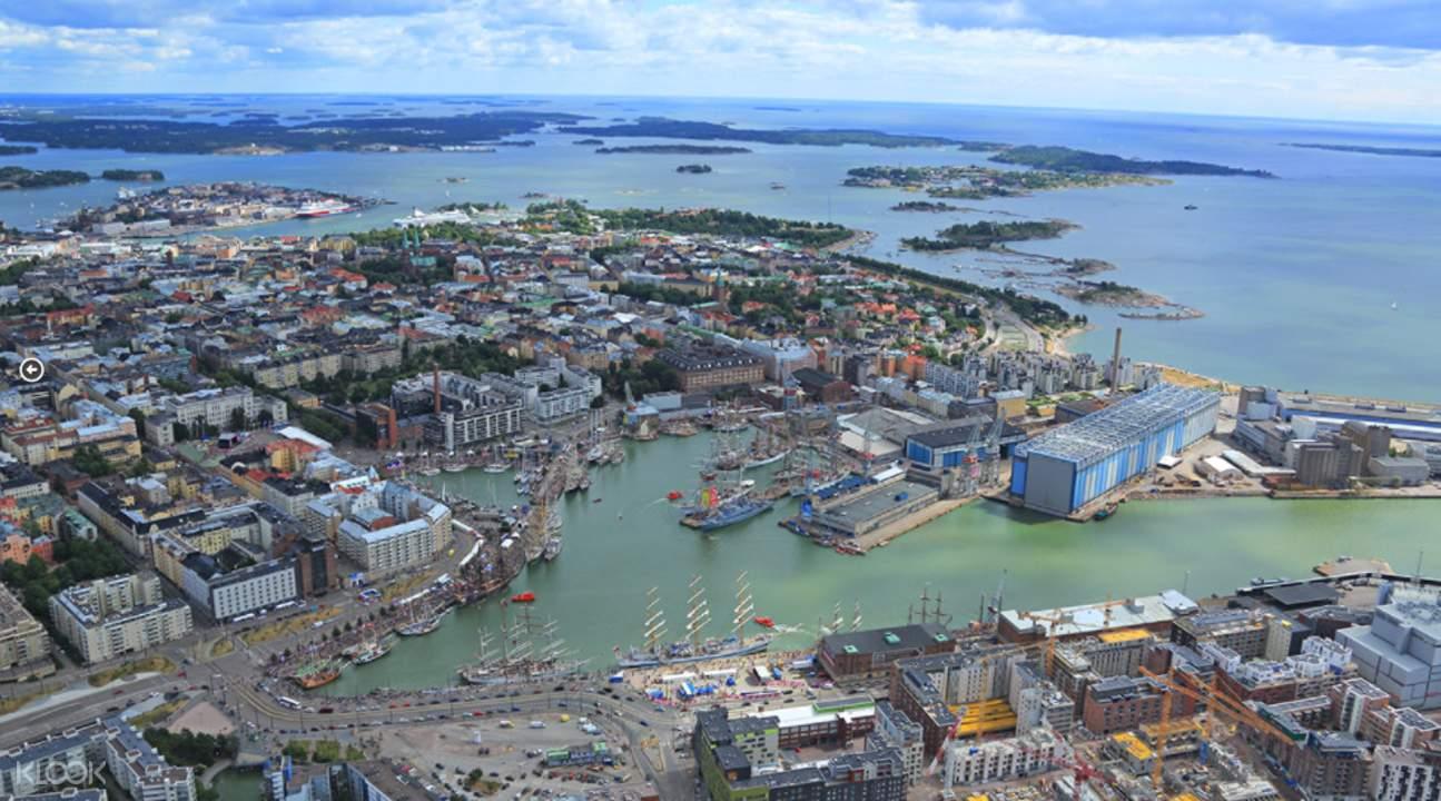 赫尔辛基6小时观光