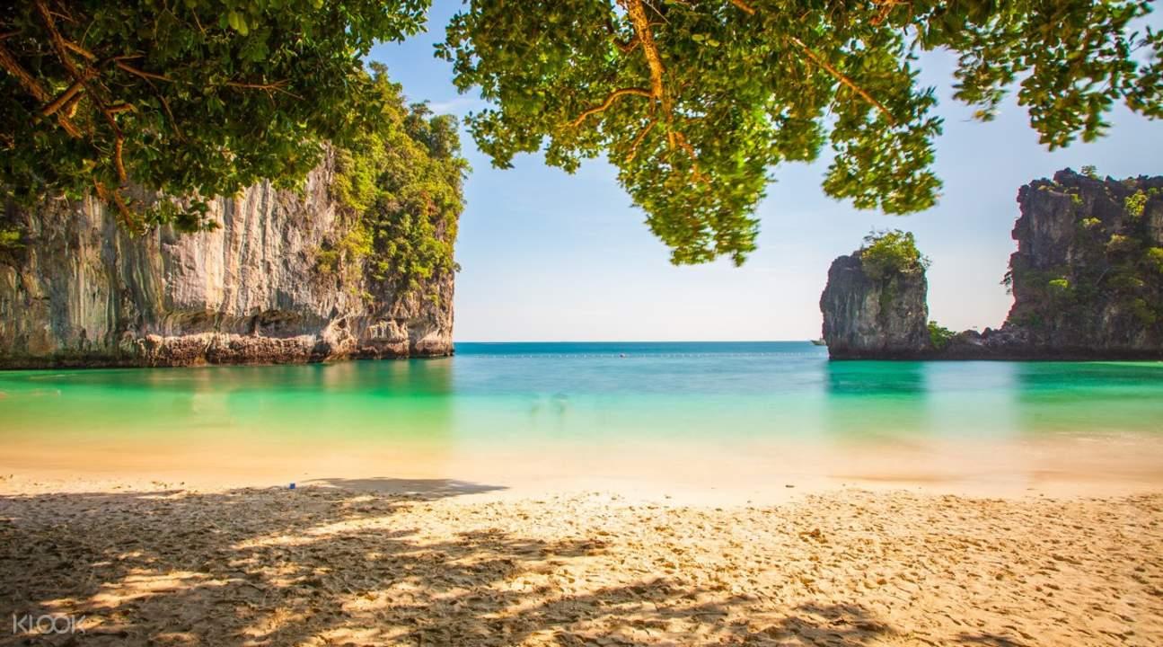 甲米红岛一日游