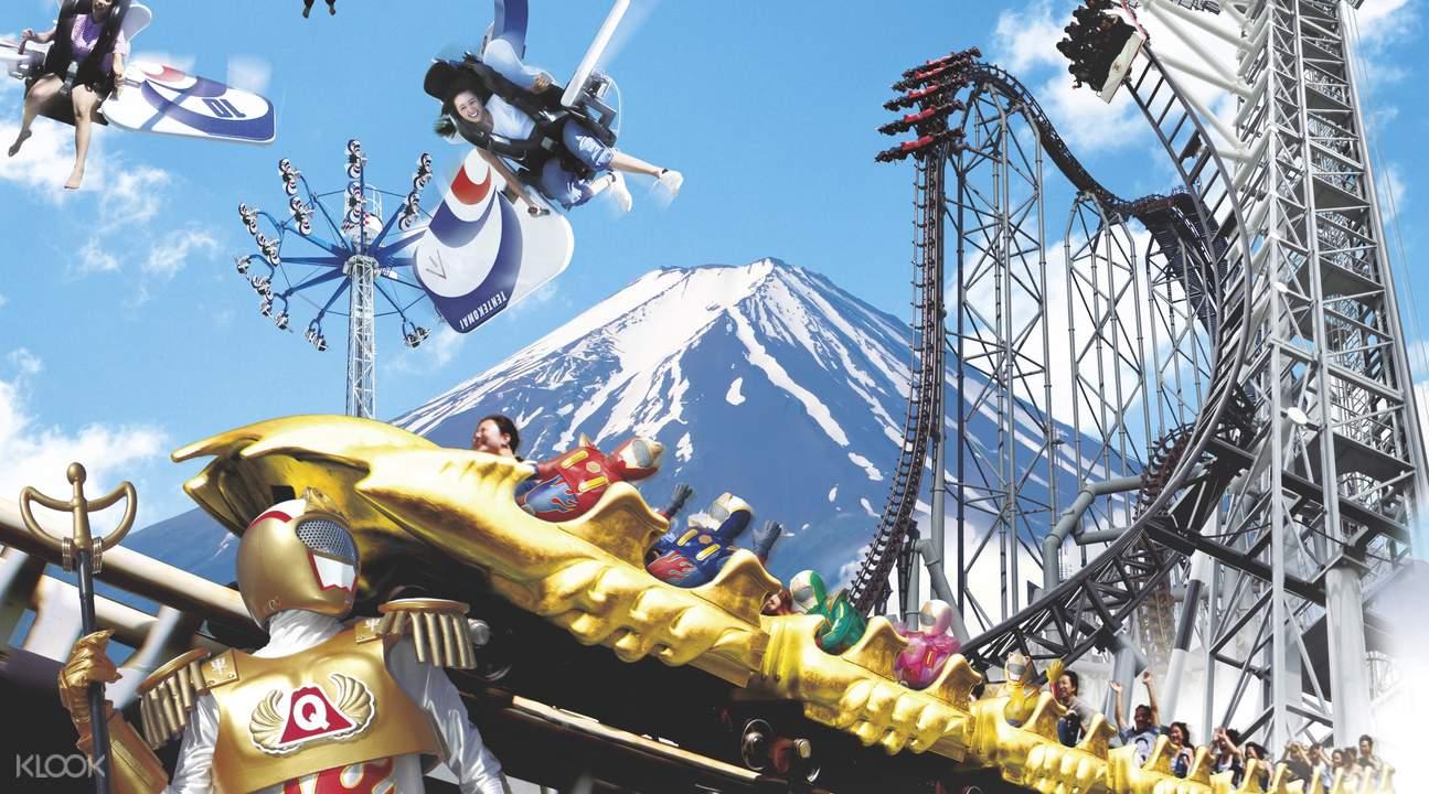 东京富士急乐园