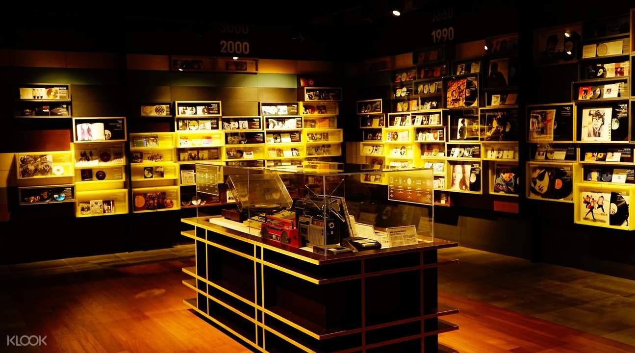 济州岛Play K-POP博物馆