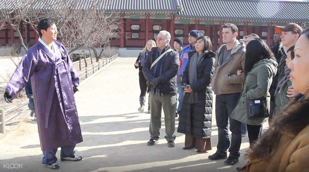 seoul private tour with guide