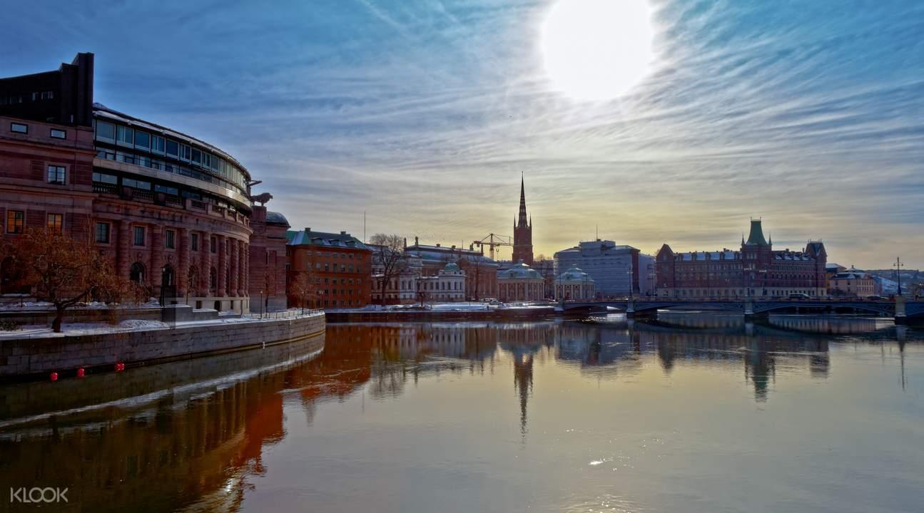 斯德哥尔摩游船观光