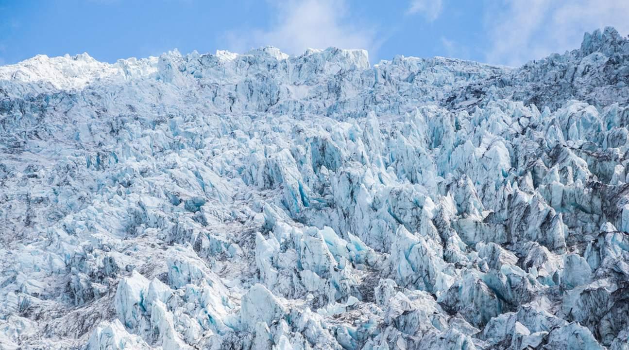 冰洞探險 & 冰川徒步