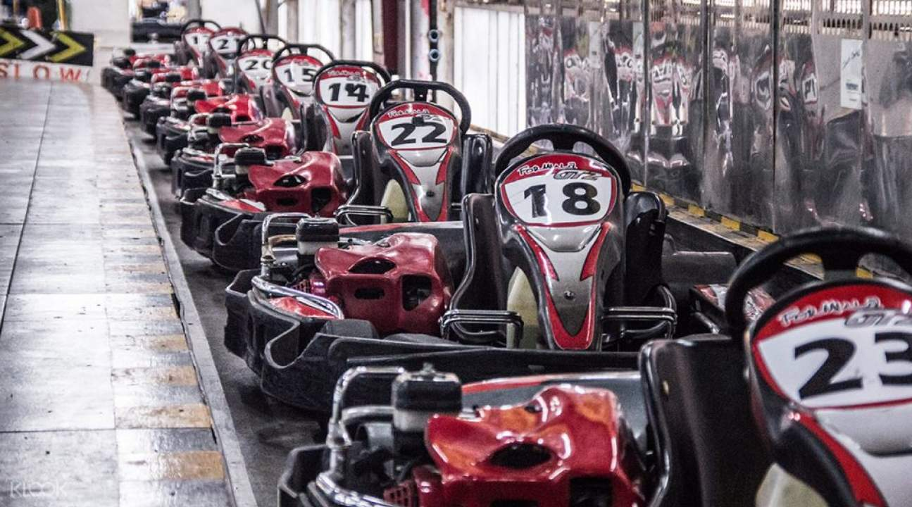 go kart racing easykart bangkok