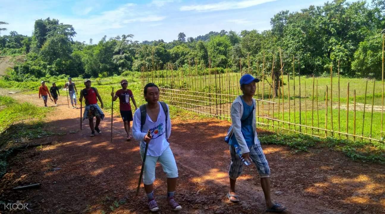 丹兌鄉村徒步