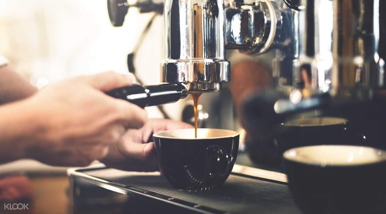 罗马 意式浓缩咖啡