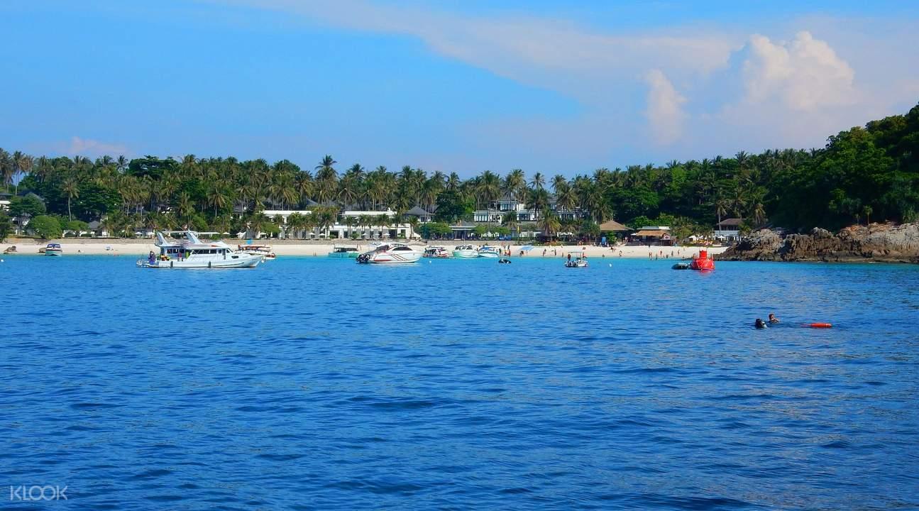 皇帝島和蜜月島一日遊