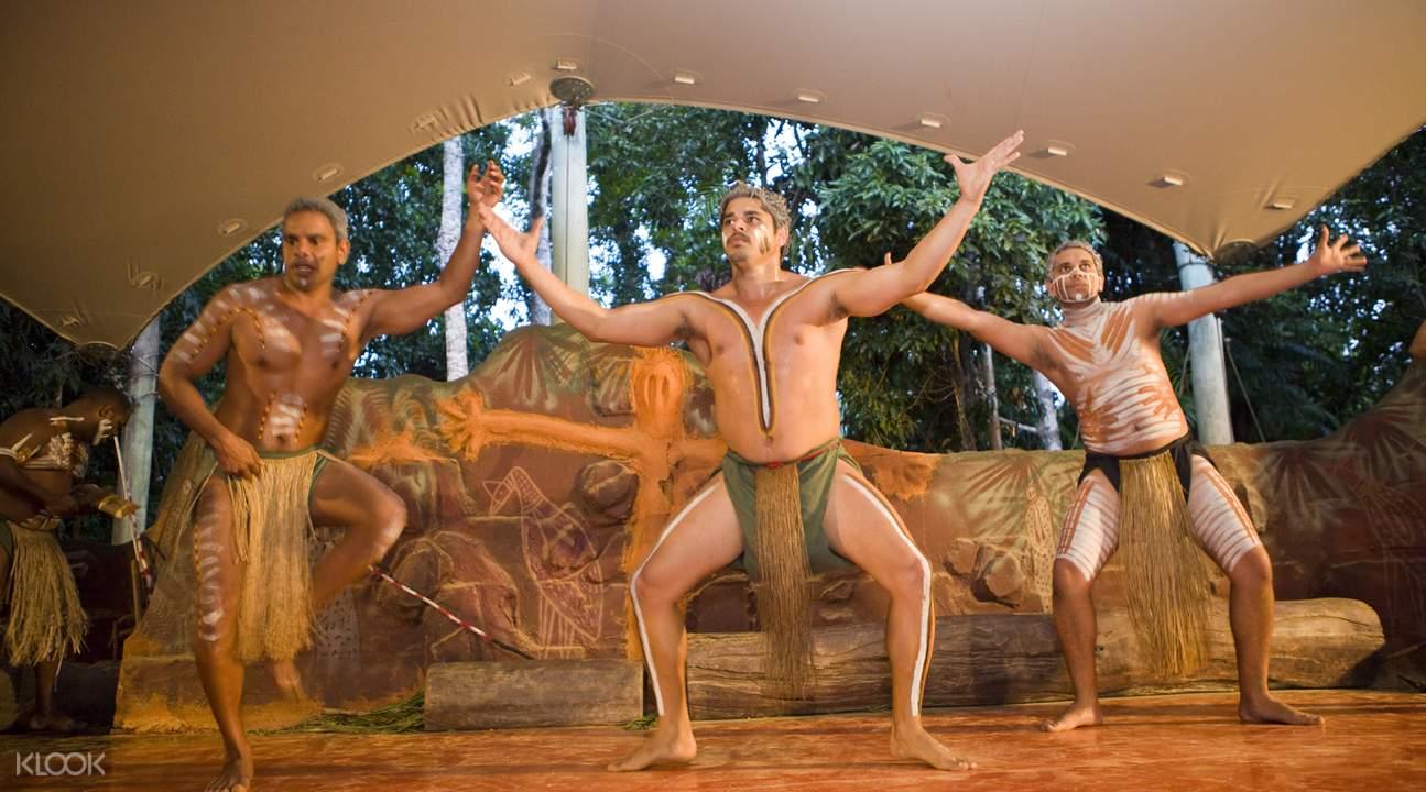 库兰达热带雨林公园门票