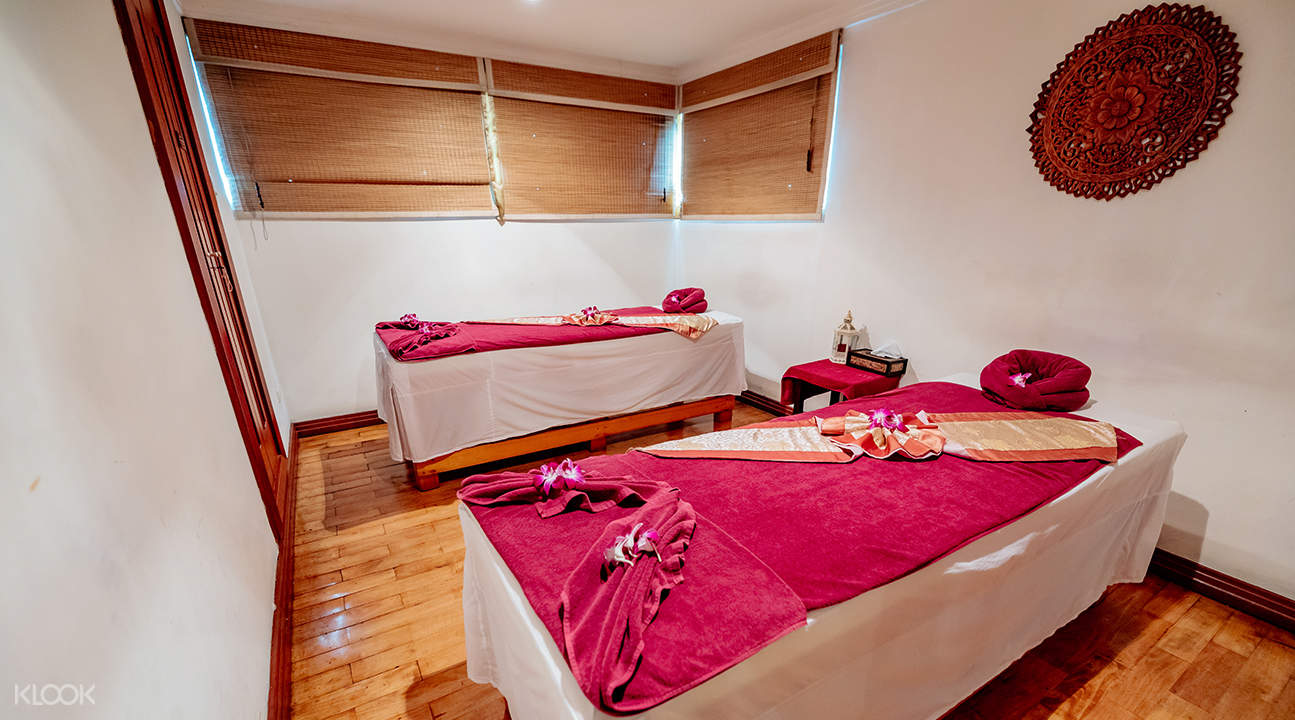 spa package for couple