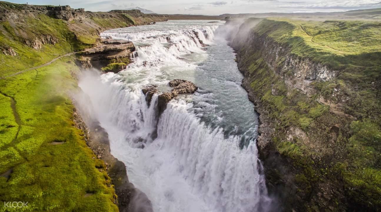 冰島黃金瀑布
