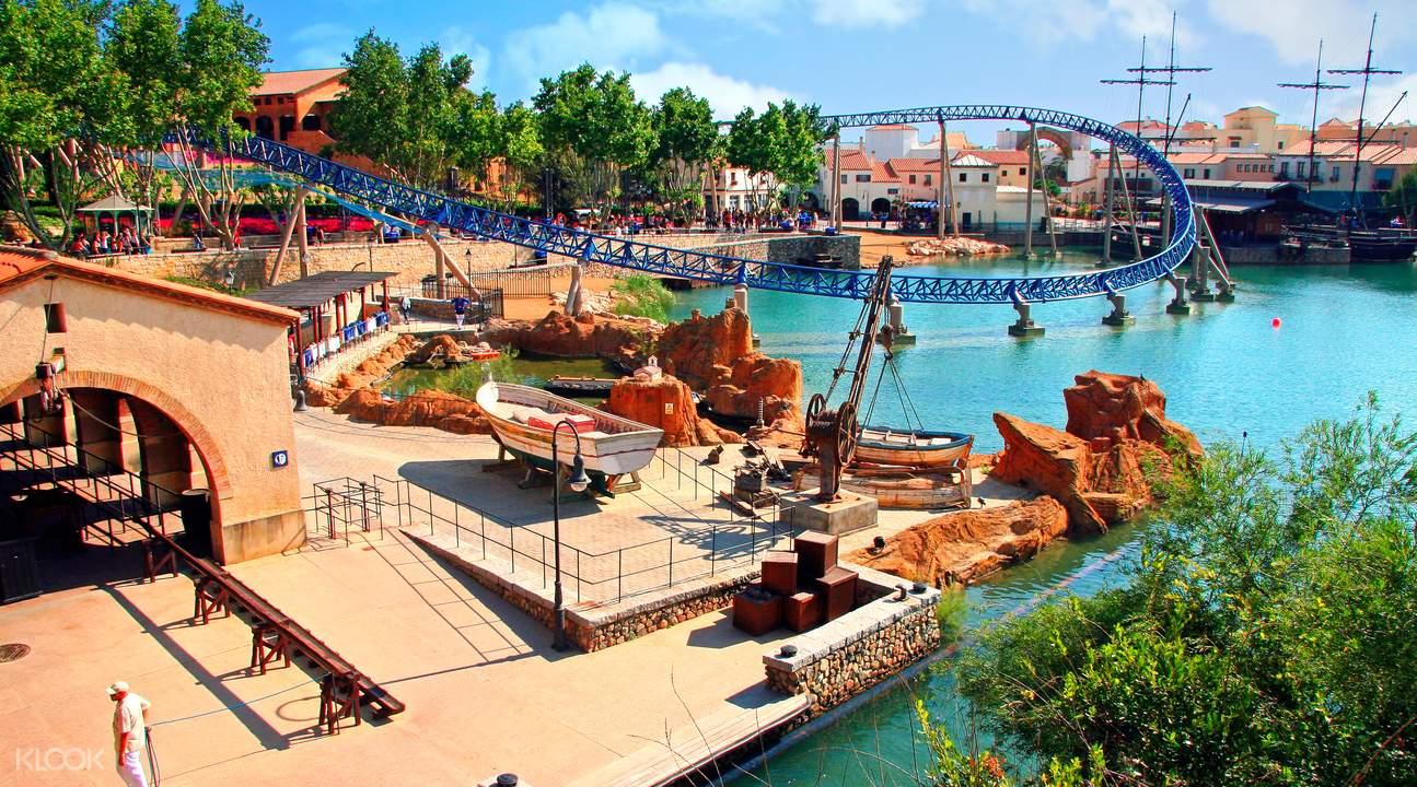 冒險港主題公園一日遊