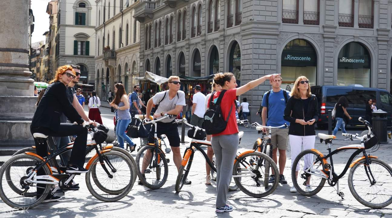 Pass by some of the most important landmarks in the city and learn all you need to know about them from your guide