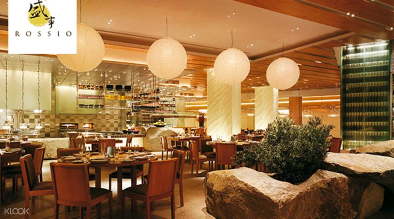 澳门美高梅「盛事」餐厅自助餐