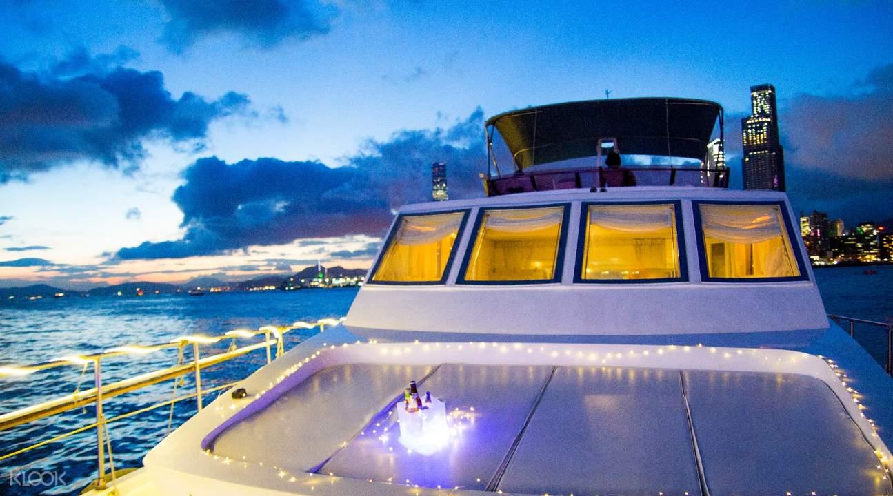 harbour cruises hong kong