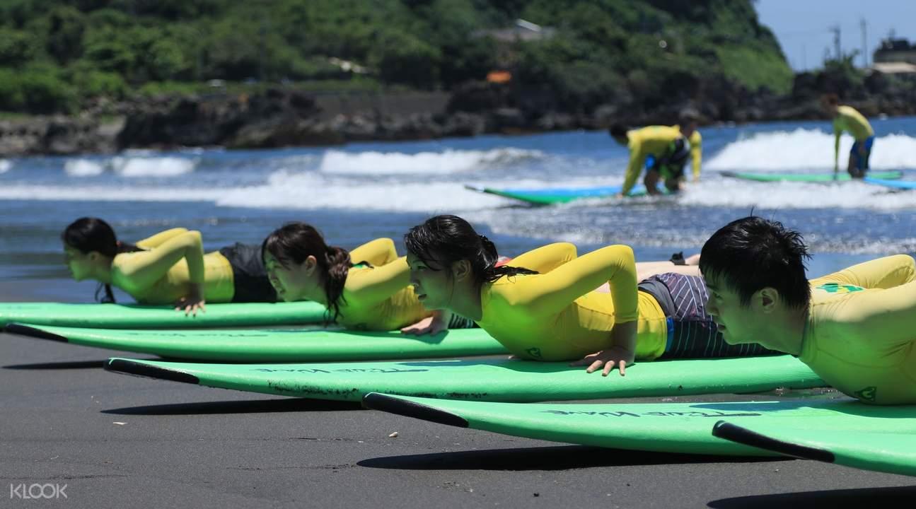 wushigang surfing taiwan