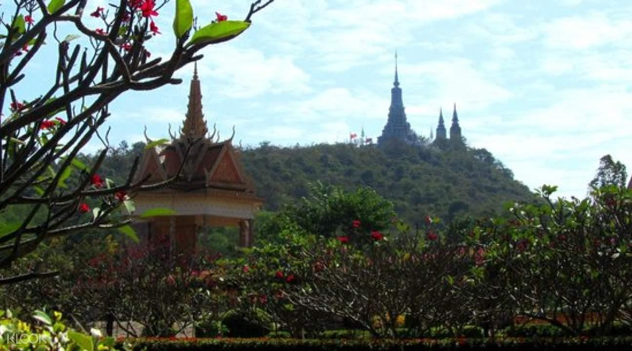 Phnom Penh Dayong day tour
