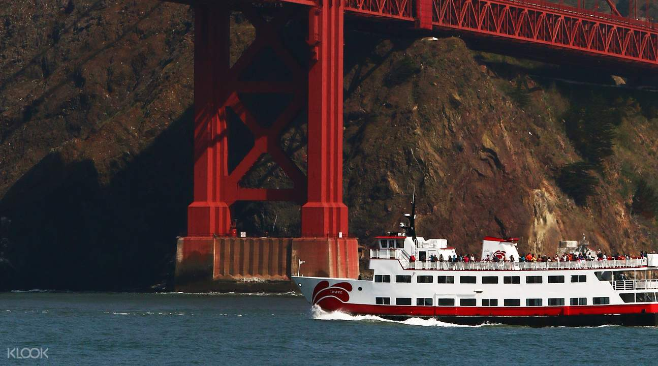 bridge to bridge cruise
