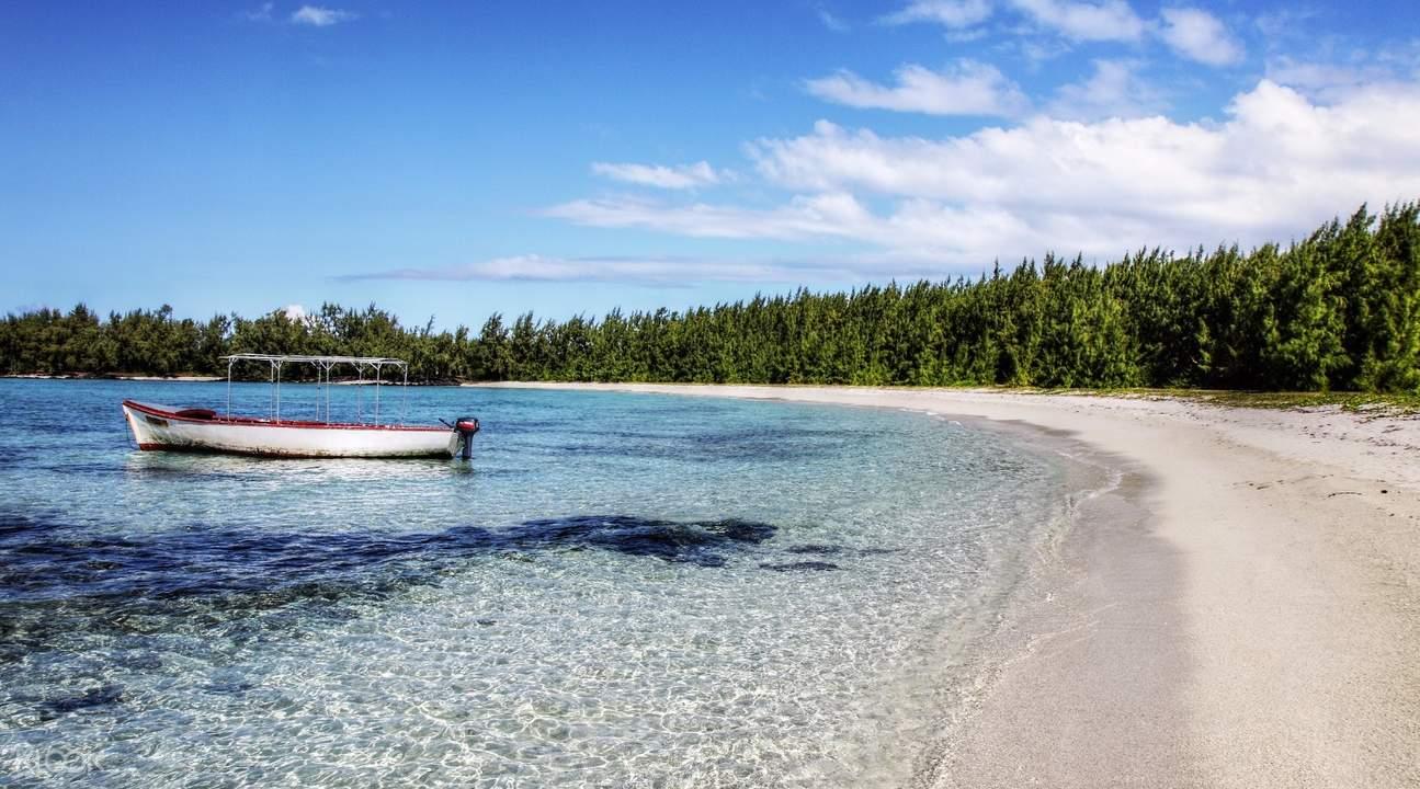 模里西斯藍海灣