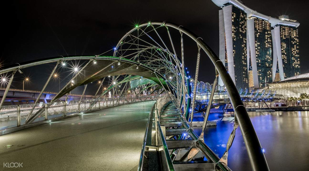 新加坡城市导览