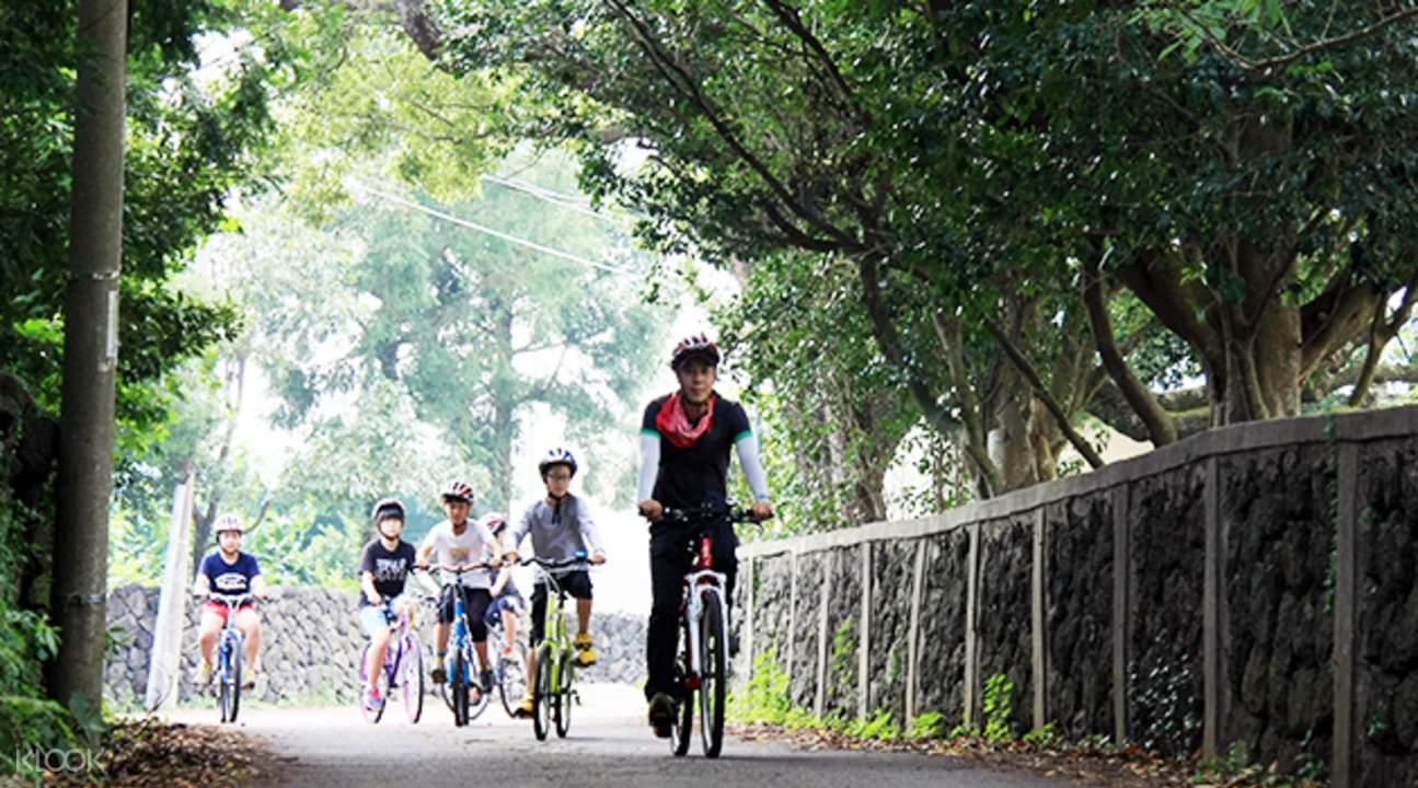 济州岛自行车租赁