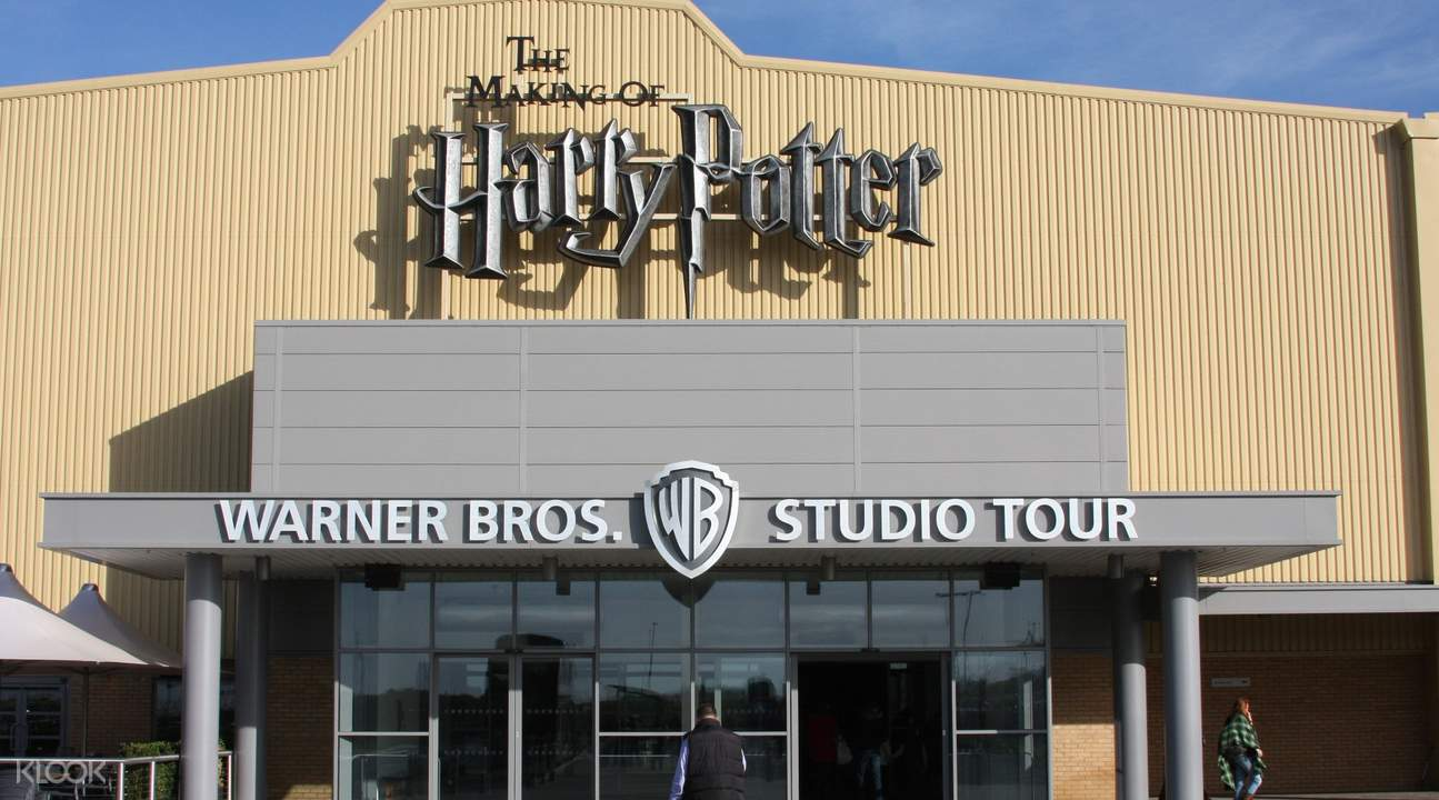 Warner Bros. Studios Tour