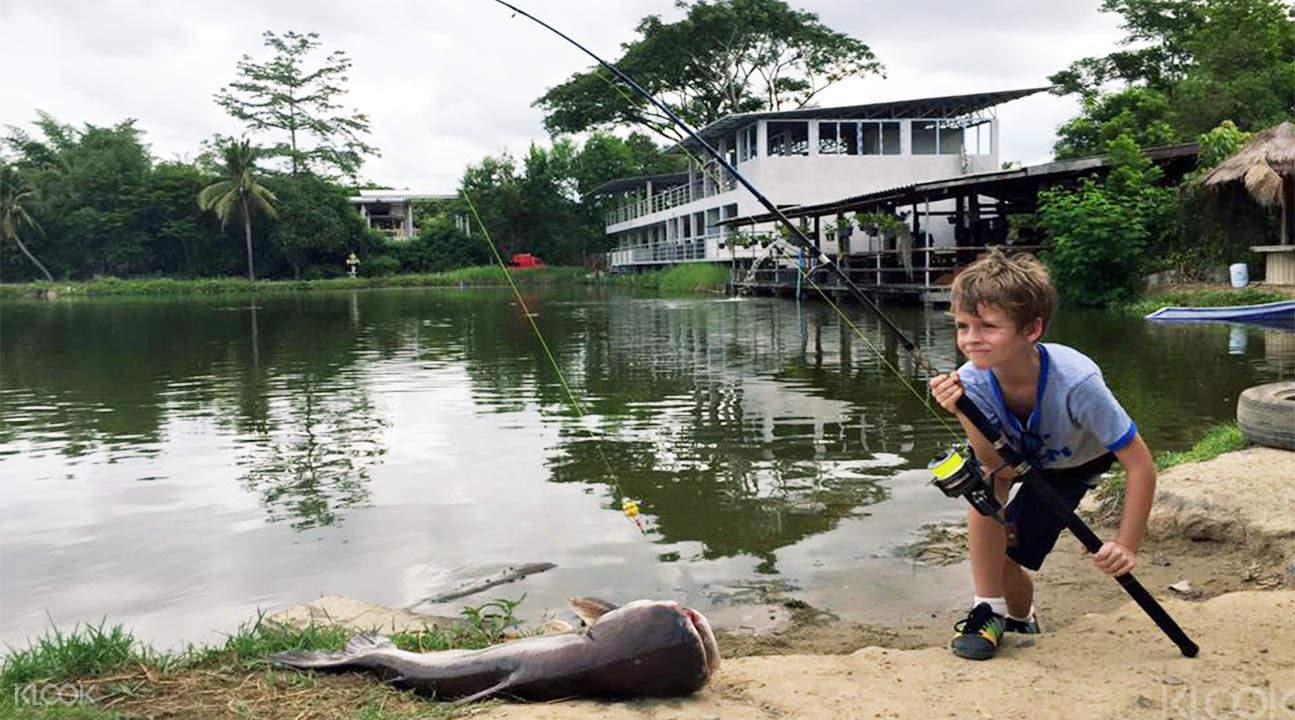 chiang mai fishing tour