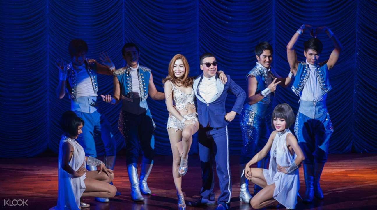 Pattaya cabaret shows