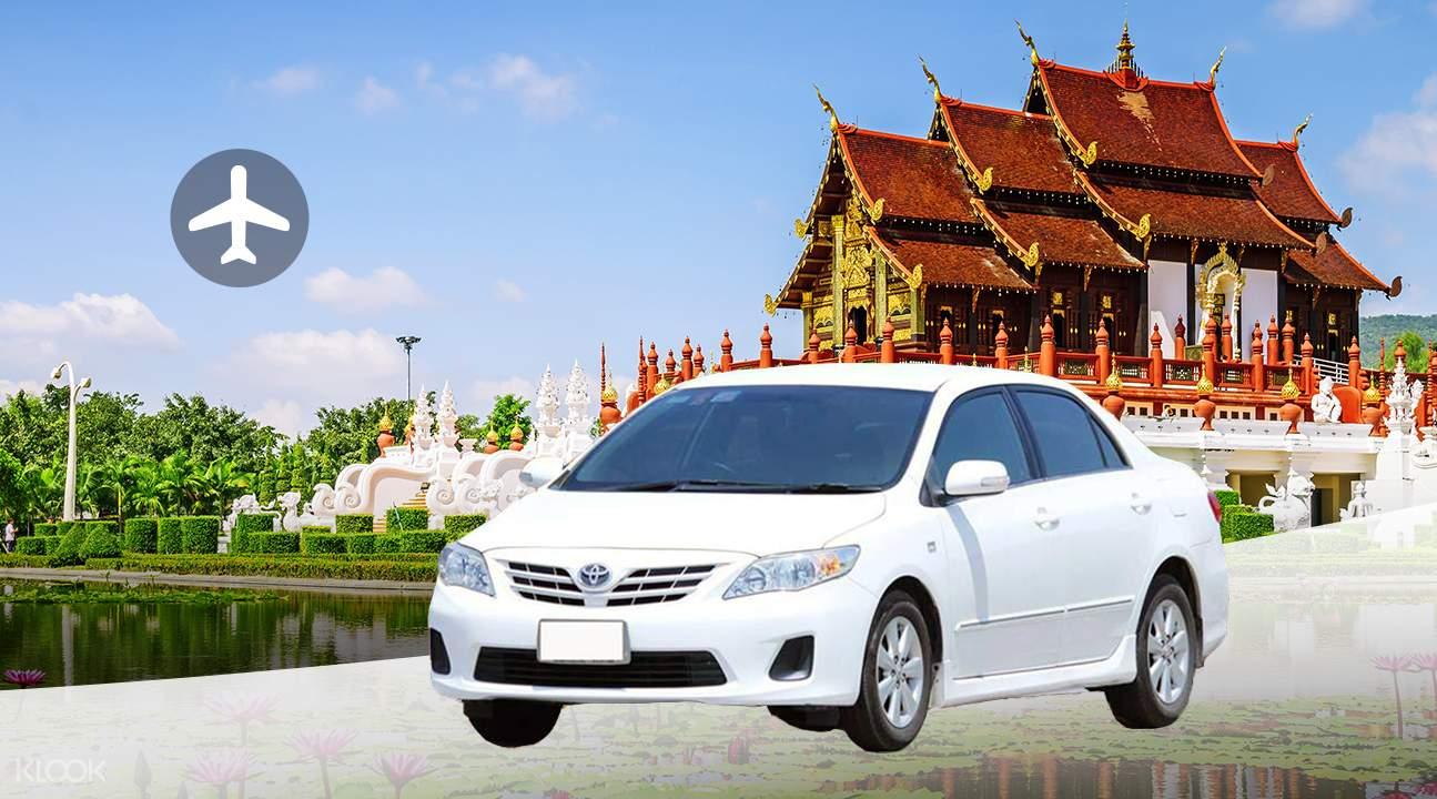 car rental airport chiang mai