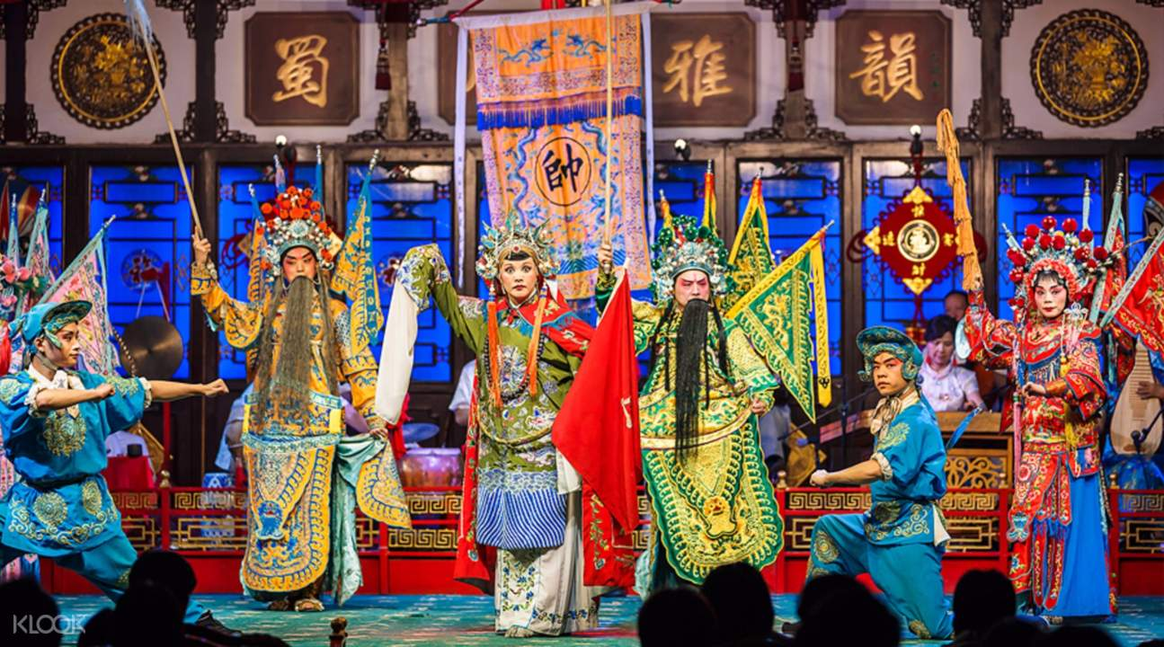 chengdu sichuan opera