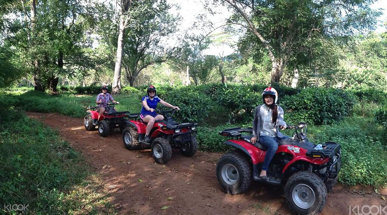 Chiang Mai ATV and Buggy Riding Experience and Tour