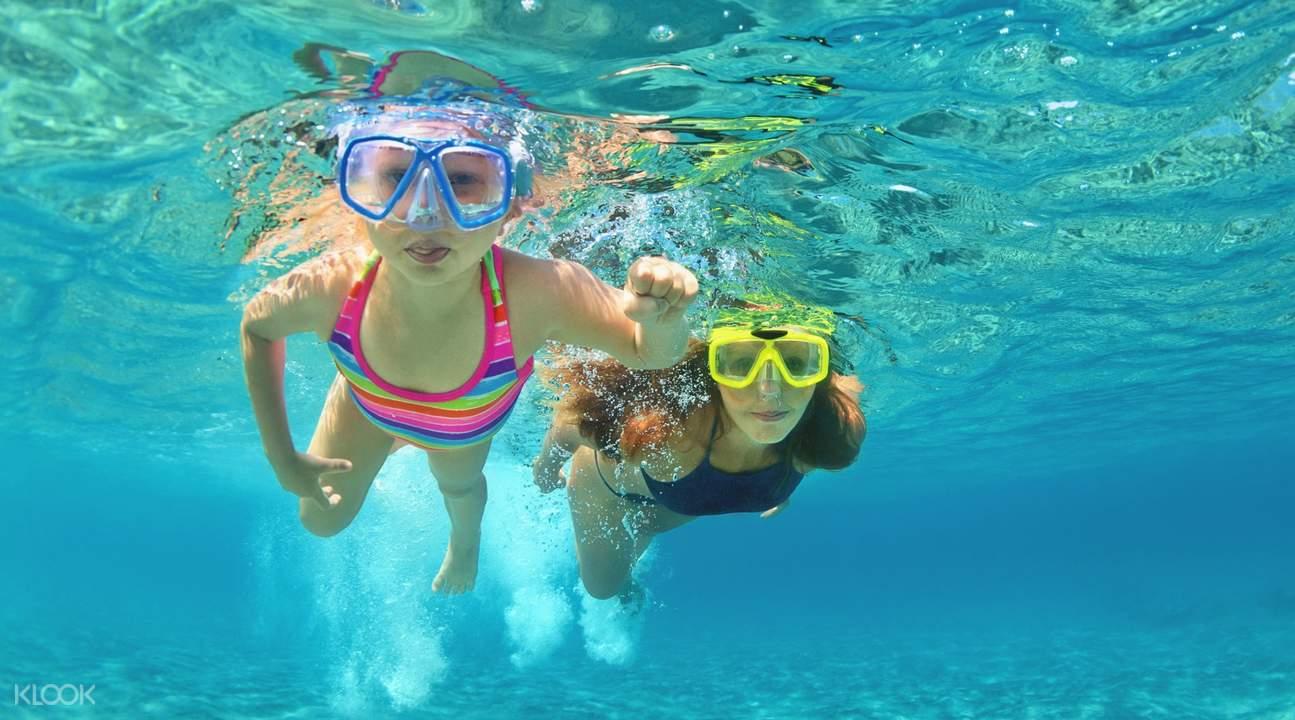 Best Snorkeling Spots Boracay