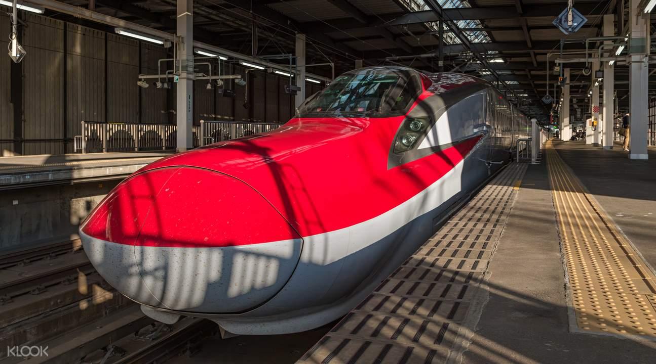 "E6系列,東京 – 秋田的東北新幹線""小町(Komachi)""號"