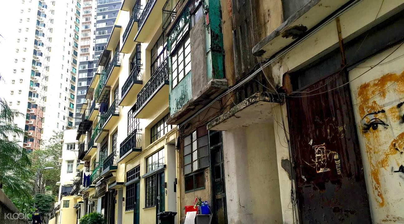 香港电影之旅
