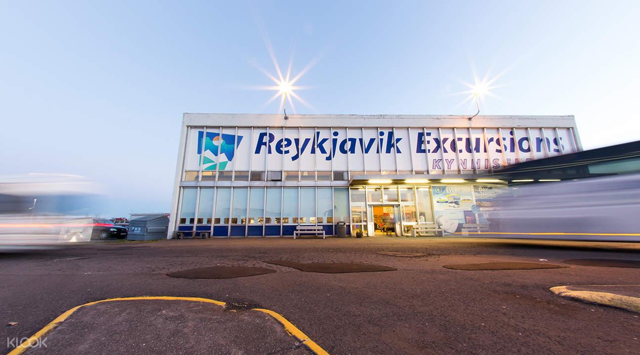 keflavik airport bus