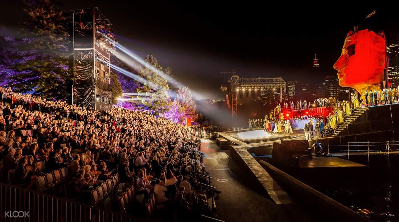 「波西米亞人」悉尼港歌劇門票