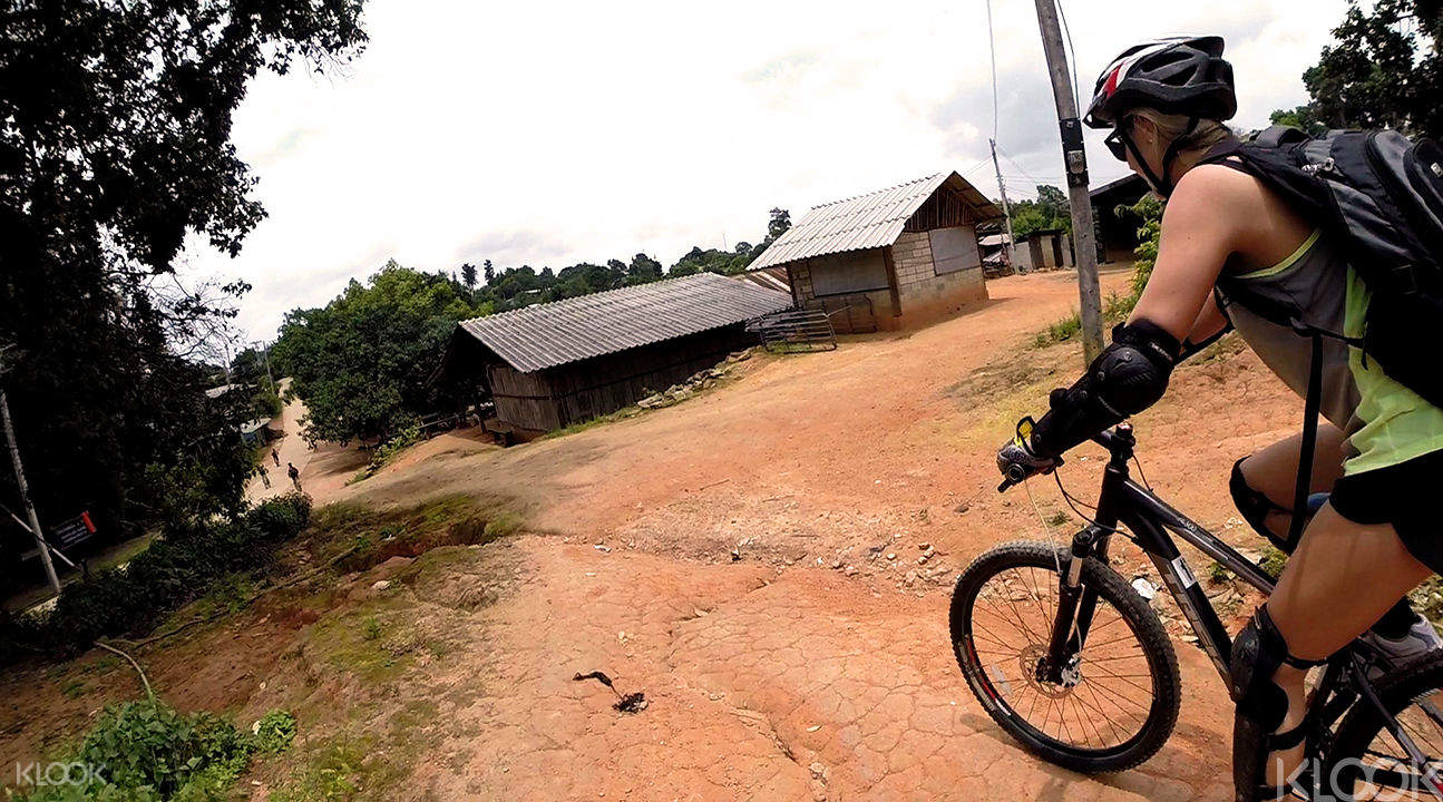 doi suthep biking