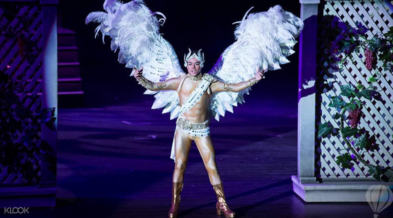 cabaret show thailand