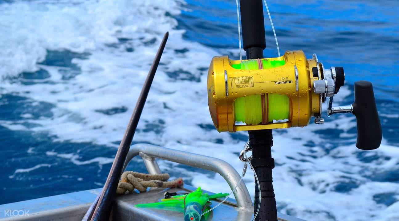 泰國普吉海上釣魚