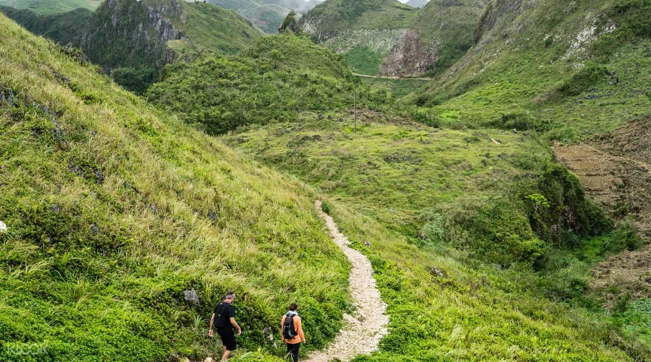 卡瓦山瀑布 & Osmena Peak 一日遊