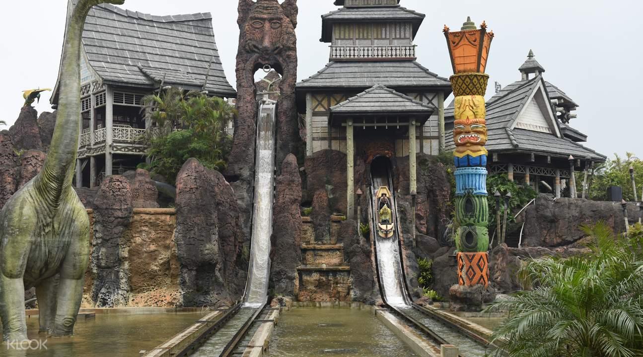 leofoo theme park taipei