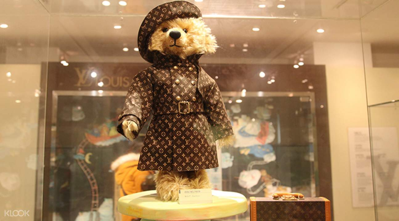 most expensive teddy bear