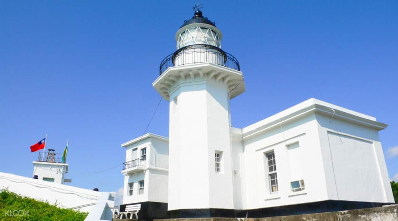 Qijin lighthouse