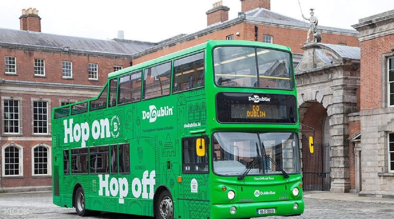 hop on hop off bus dublin, dodublin bus tour, dublin bus tour, dodublin bus route, dodublin bus hours