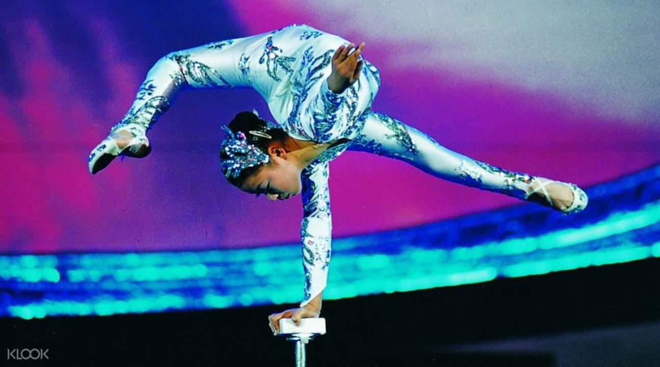 Chaoyang Acrobatic Show Beijing